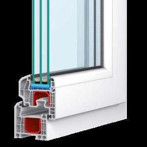 Iglo5 infisso finestra pvc